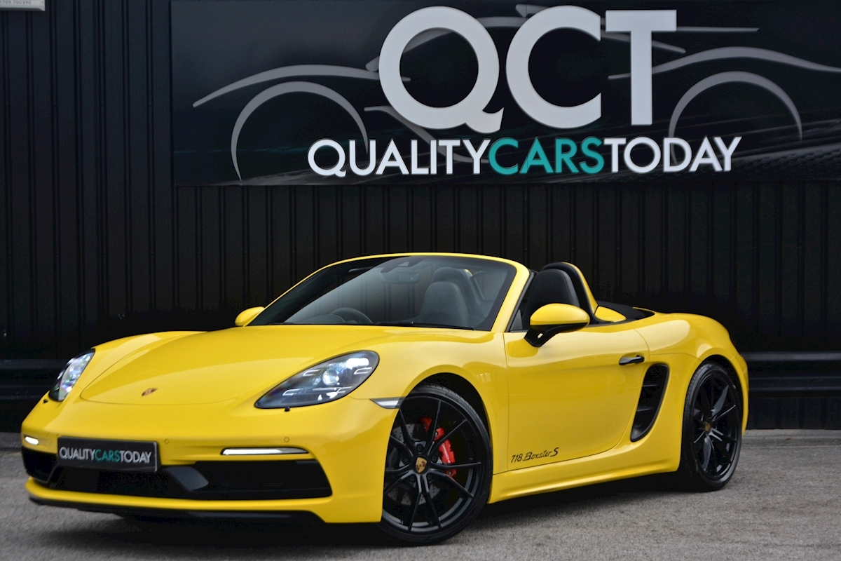 Porsche 718 Boxster S £77k Original List Price + Highest Spec We Have Ever Seen - Large 9