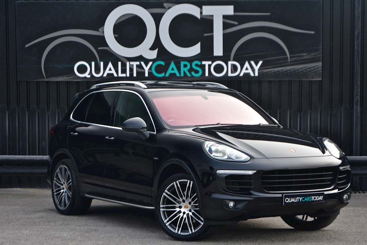 Porsche Cayenne 3.0 V6 Diesel Panoramic Roof + Air Suspension + BOSE + Turbo Wheels - Large 0