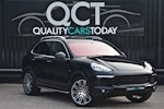 Porsche Cayenne 3.0 V6 Diesel Panoramic Roof + Air Suspension + BOSE + Turbo Wheels - Thumb 0