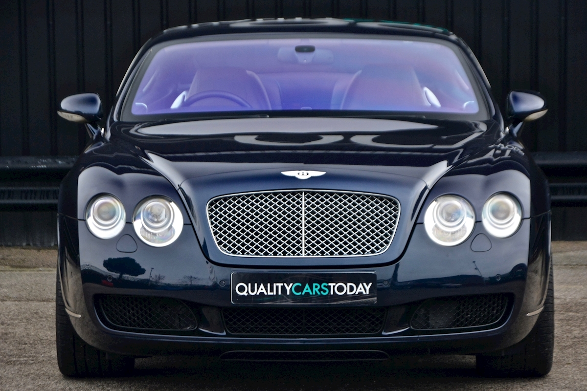Bentley Continental GT W12 Full Service History + Previously Supplied By Ourselves - Large 3