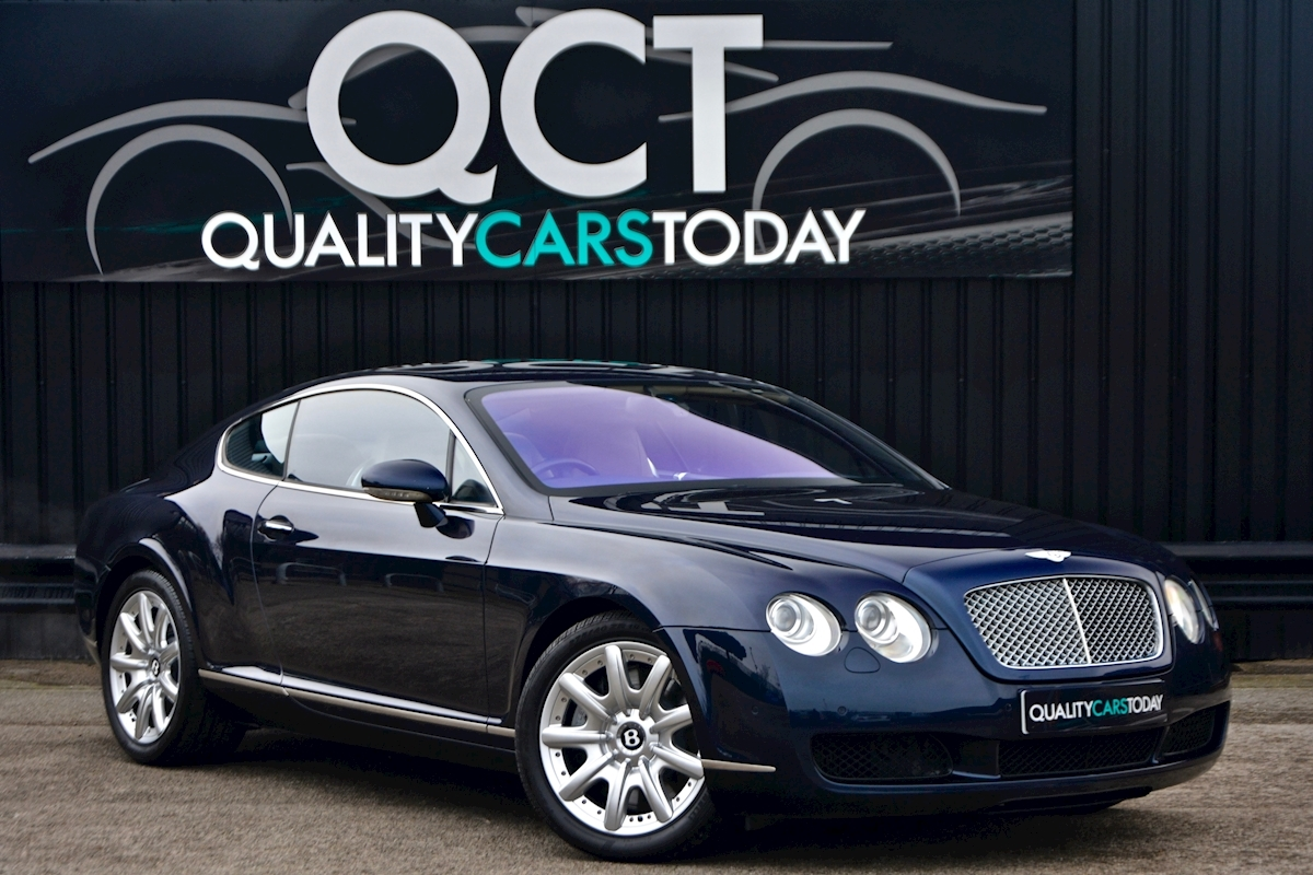 Bentley Continental GT W12 Full Service History + Previously Supplied By Ourselves - Large 0