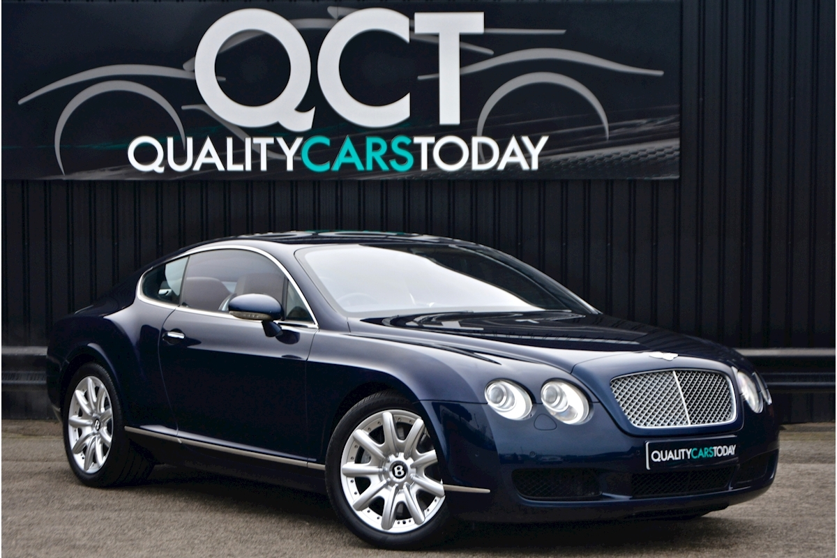 Bentley Continental GT W12 Full Service History + Previously Supplied By Ourselves - Large 5