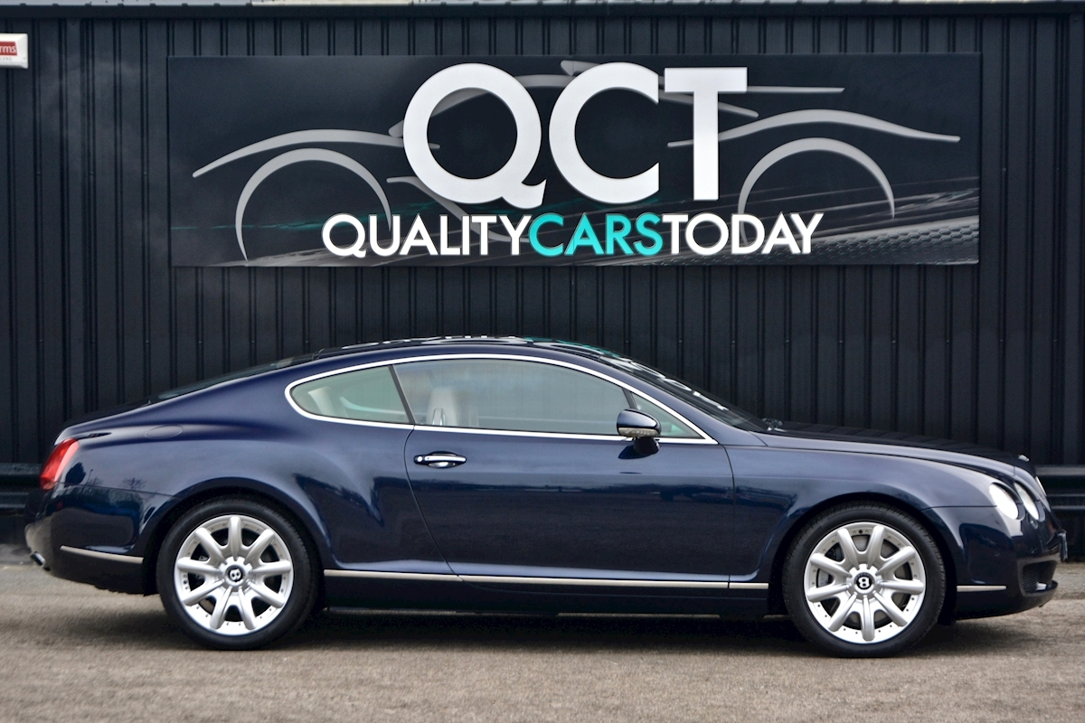 Bentley Continental GT W12 Full Service History + Previously Supplied By Ourselves - Large 6