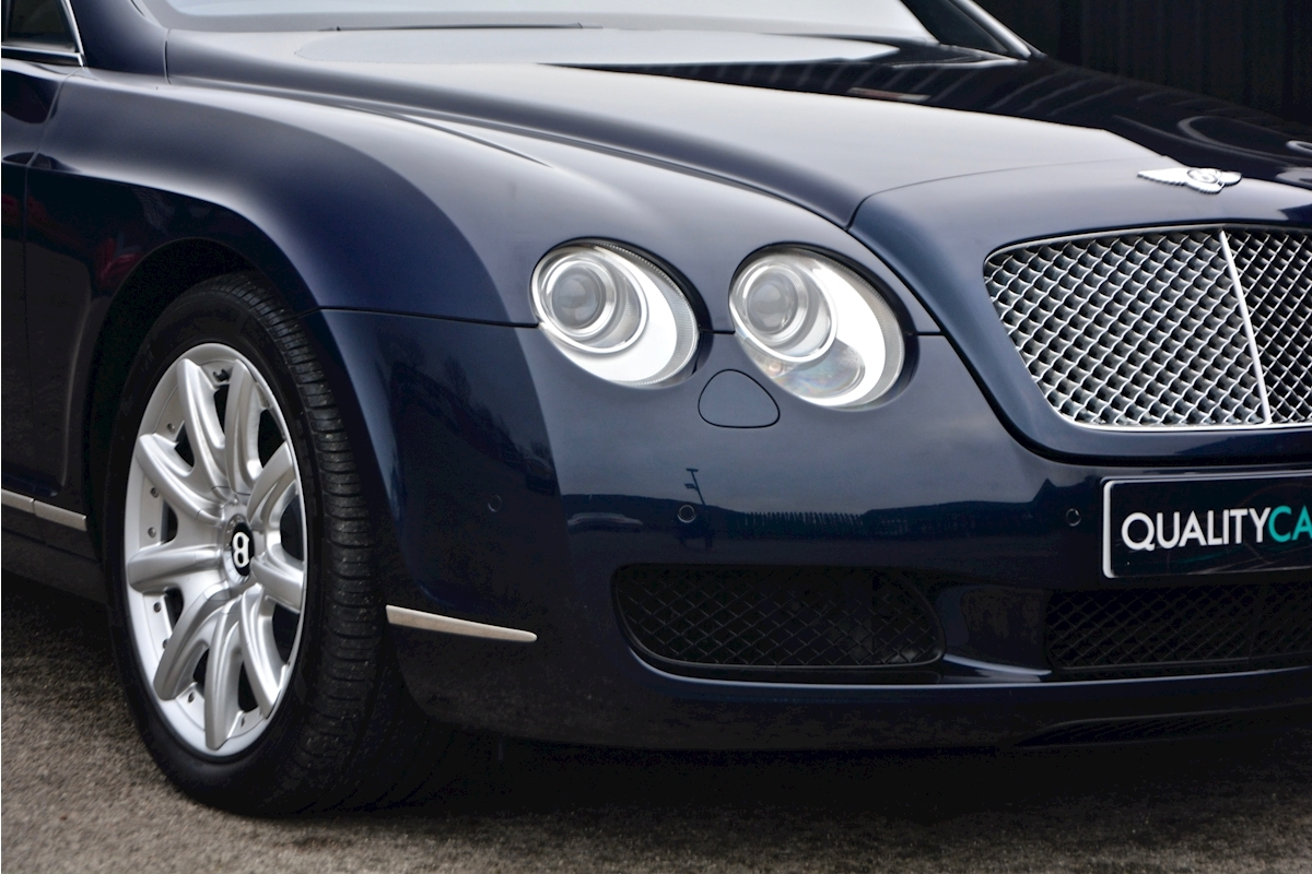 Bentley Continental GT W12 Full Service History + Previously Supplied By Ourselves - Large 16