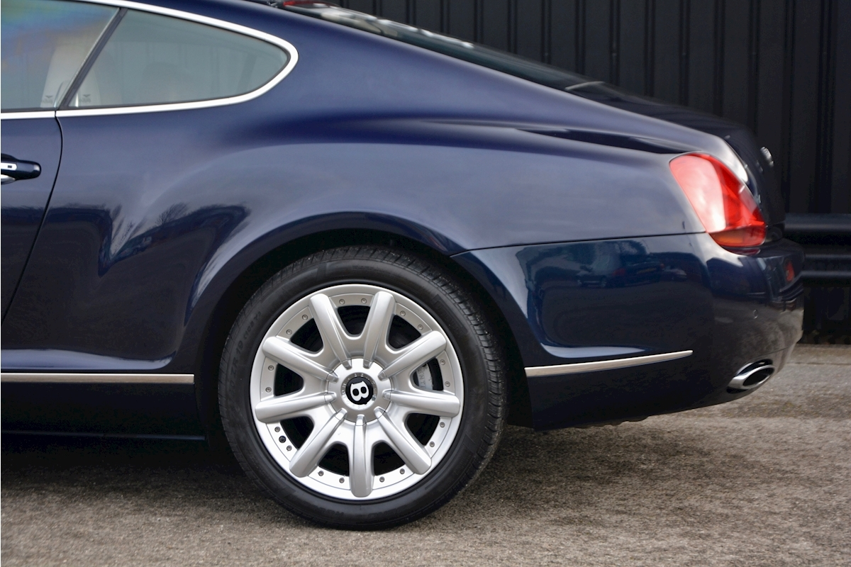 Bentley Continental GT W12 Full Service History + Previously Supplied By Ourselves - Large 19