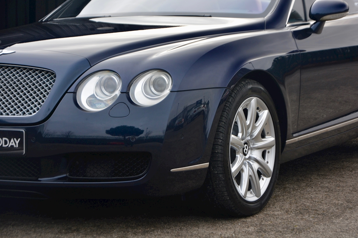 Bentley Continental GT W12 Full Service History + Previously Supplied By Ourselves - Large 17
