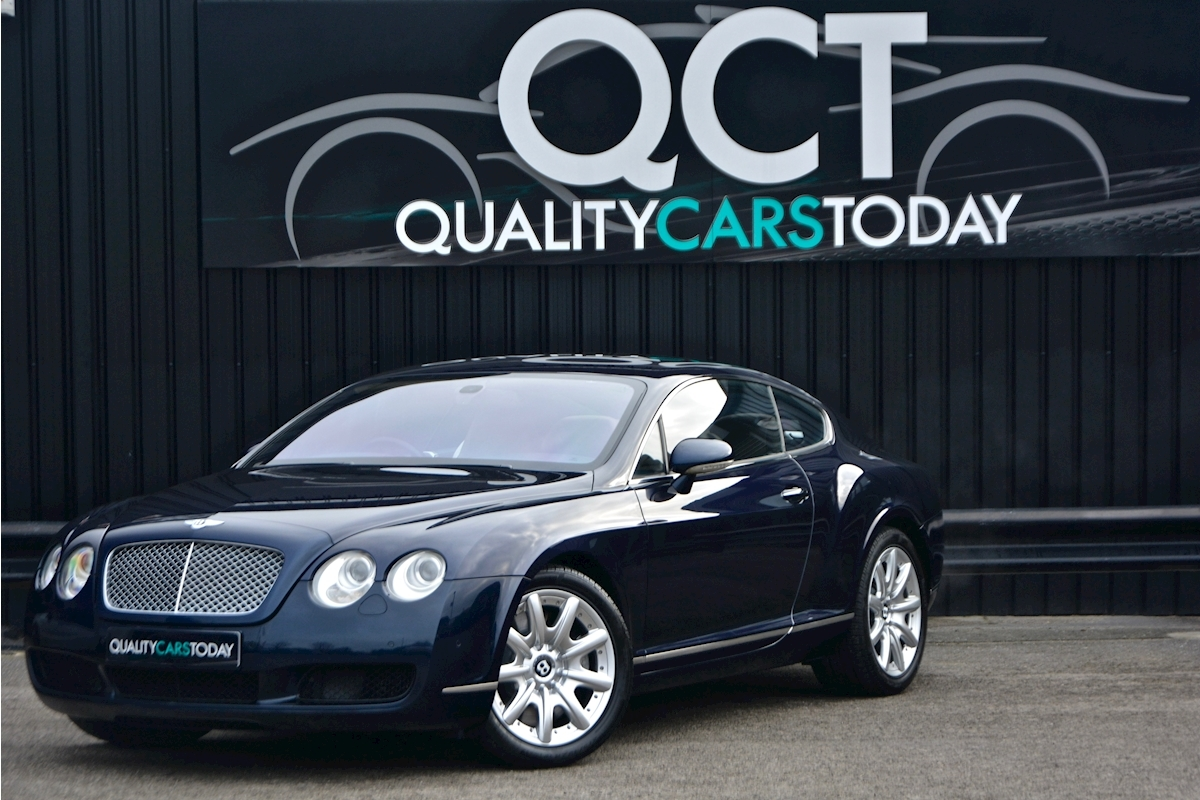 Bentley Continental GT W12 Full Service History + Previously Supplied By Ourselves - Large 10