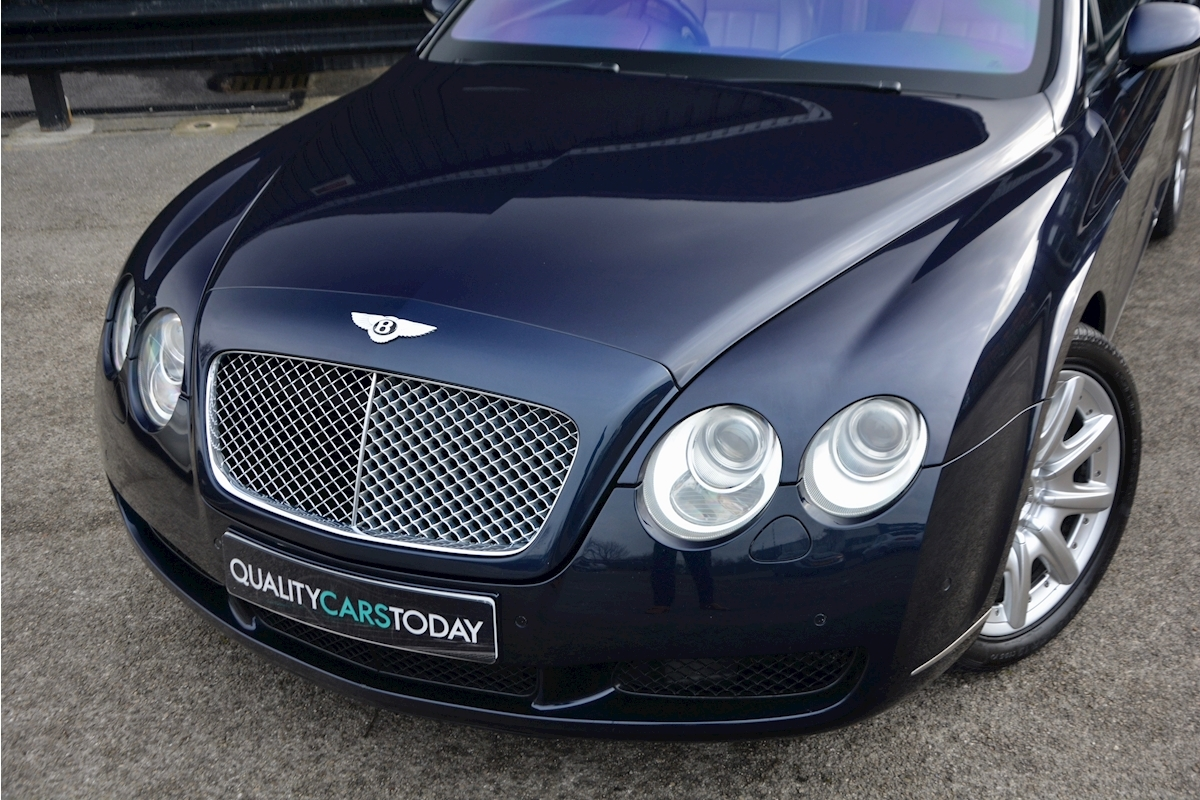 Bentley Continental GT W12 Full Service History + Previously Supplied By Ourselves - Large 21