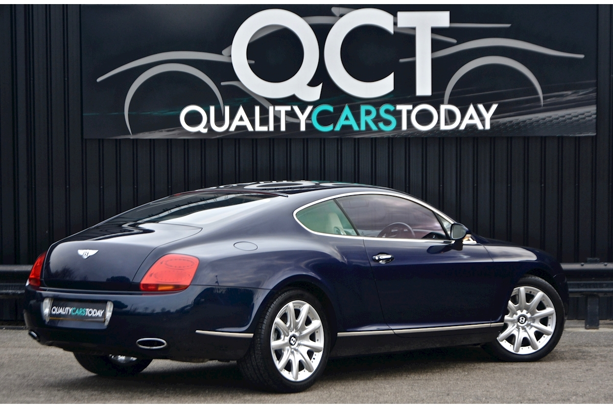 Bentley Continental GT W12 Full Service History + Previously Supplied By Ourselves - Large 12