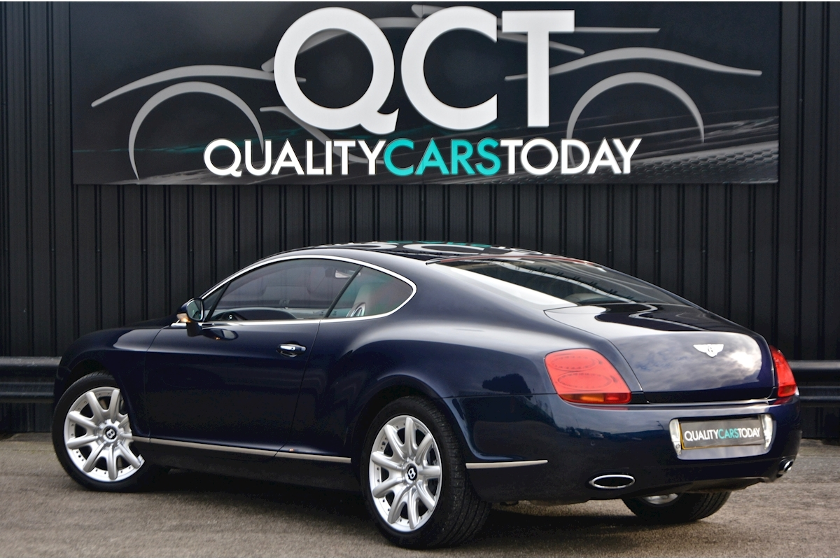 Bentley Continental GT W12 Full Service History + Previously Supplied By Ourselves - Large 11