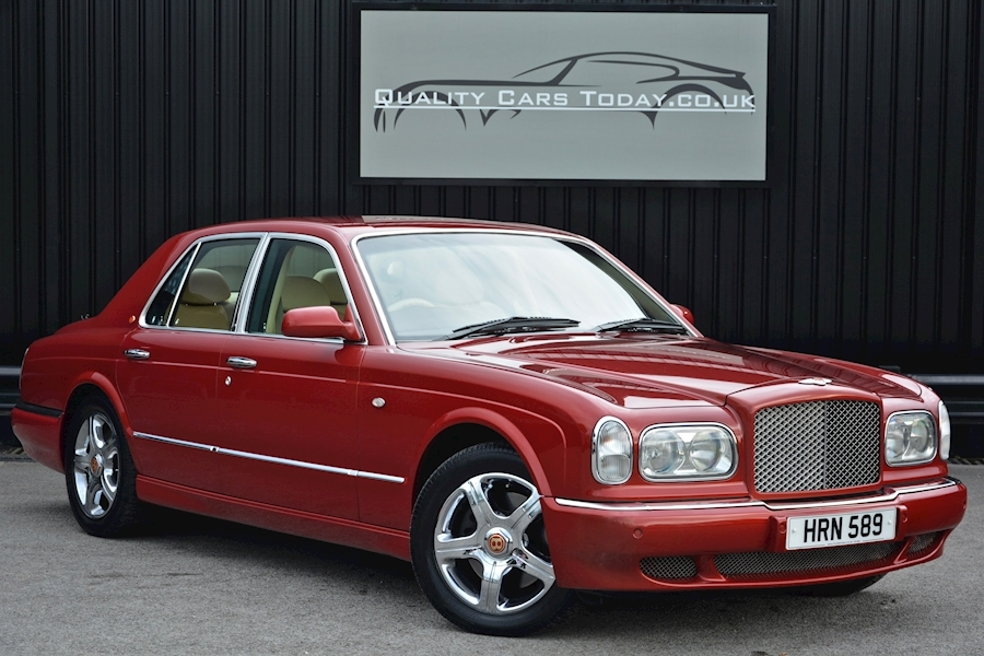 Bentley Arnage 6.75 V8 Red Lable RREC Concours Winner 2017