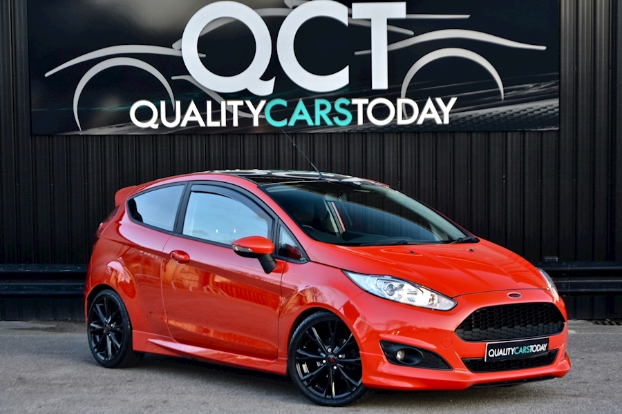 Ford Fiesta Zetec S Red Edition Zetec S Red Edition