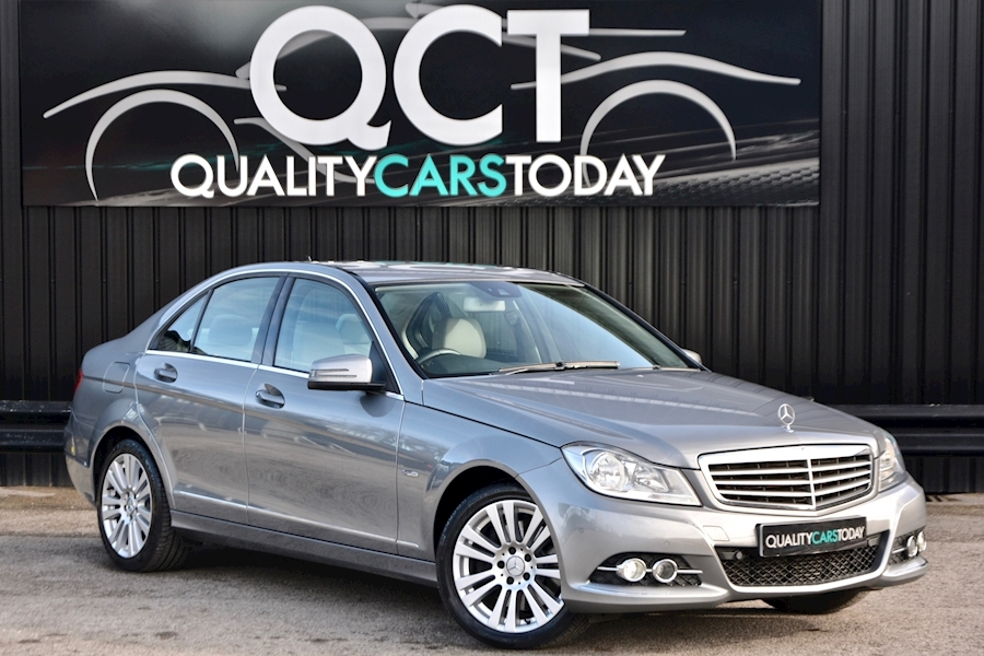 Mercedes-Benz C350 CDI Elegance Edition 125 C350 Cdi Blueefficiency Elegance Ed125