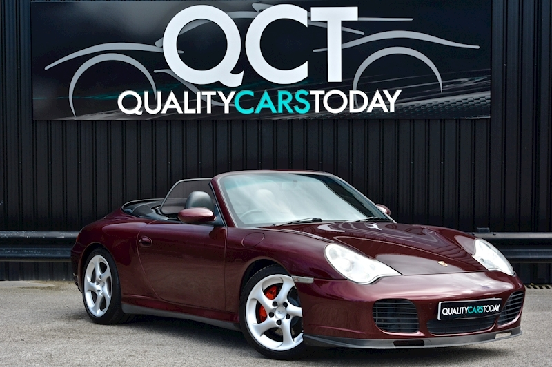911 Carrera 4S 3.6 2dr Convertible Manual Petrol