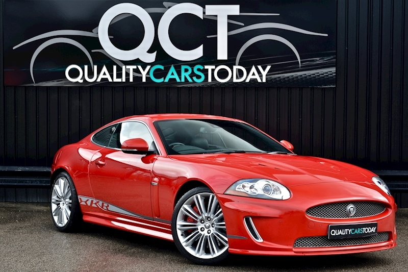 Jaguar XKR 5.0 Supercharged Xkr