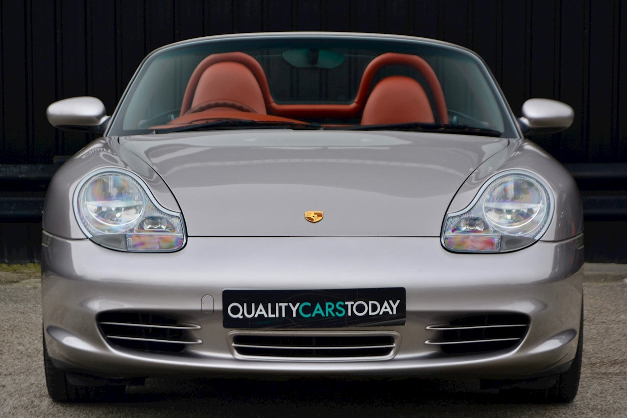 Porsche Boxster 3.2 S Manual 14 Porsche Main Dealer Stamps + Ultra Rare - Large 3
