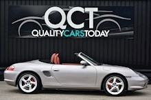 Porsche Boxster 3.2 S Manual 14 Porsche Main Dealer Stamps + Ultra Rare - Thumb 5