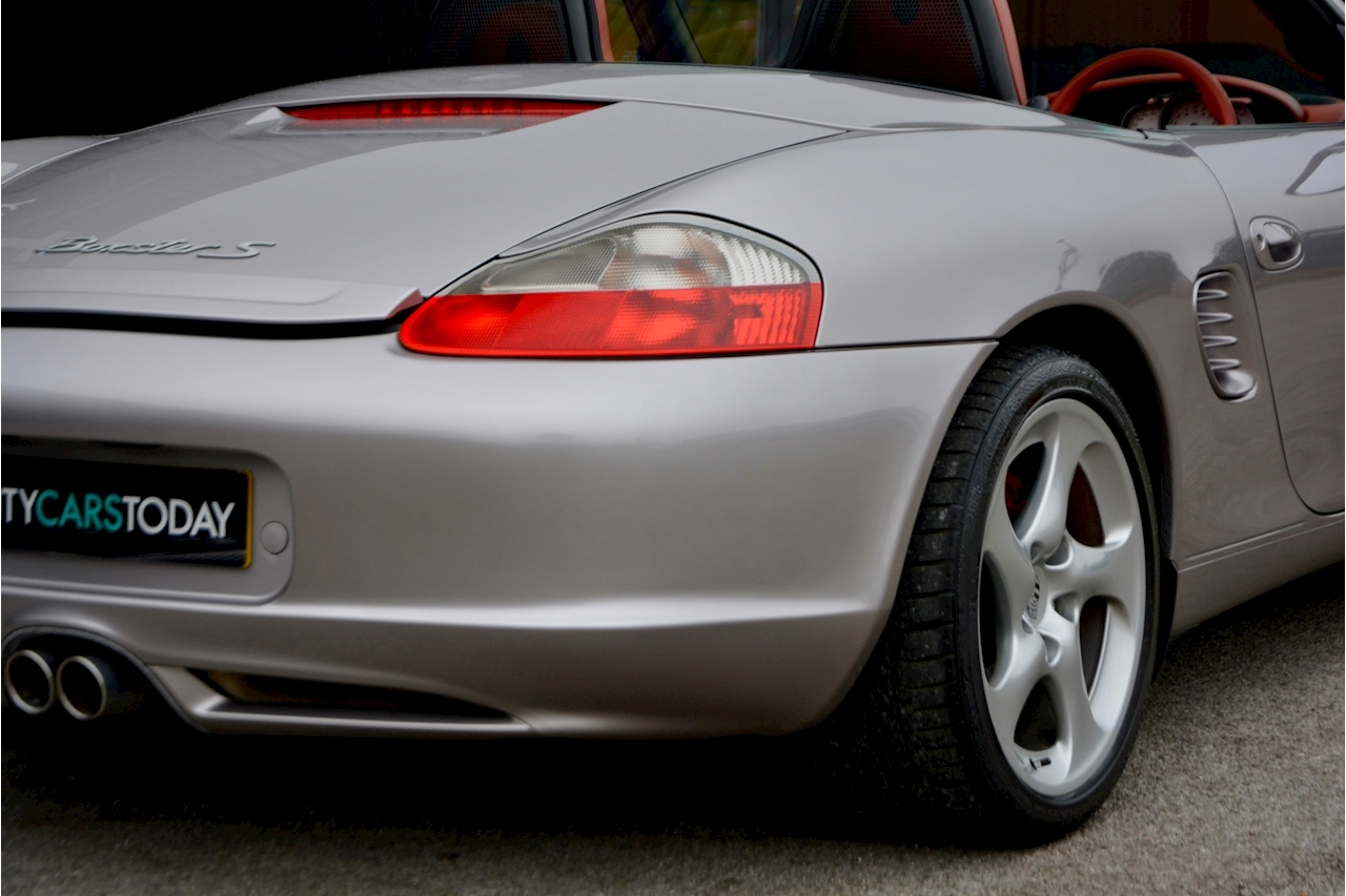 Porsche Boxster 3.2 S Manual 14 Porsche Main Dealer Stamps + Ultra Rare - Large 20
