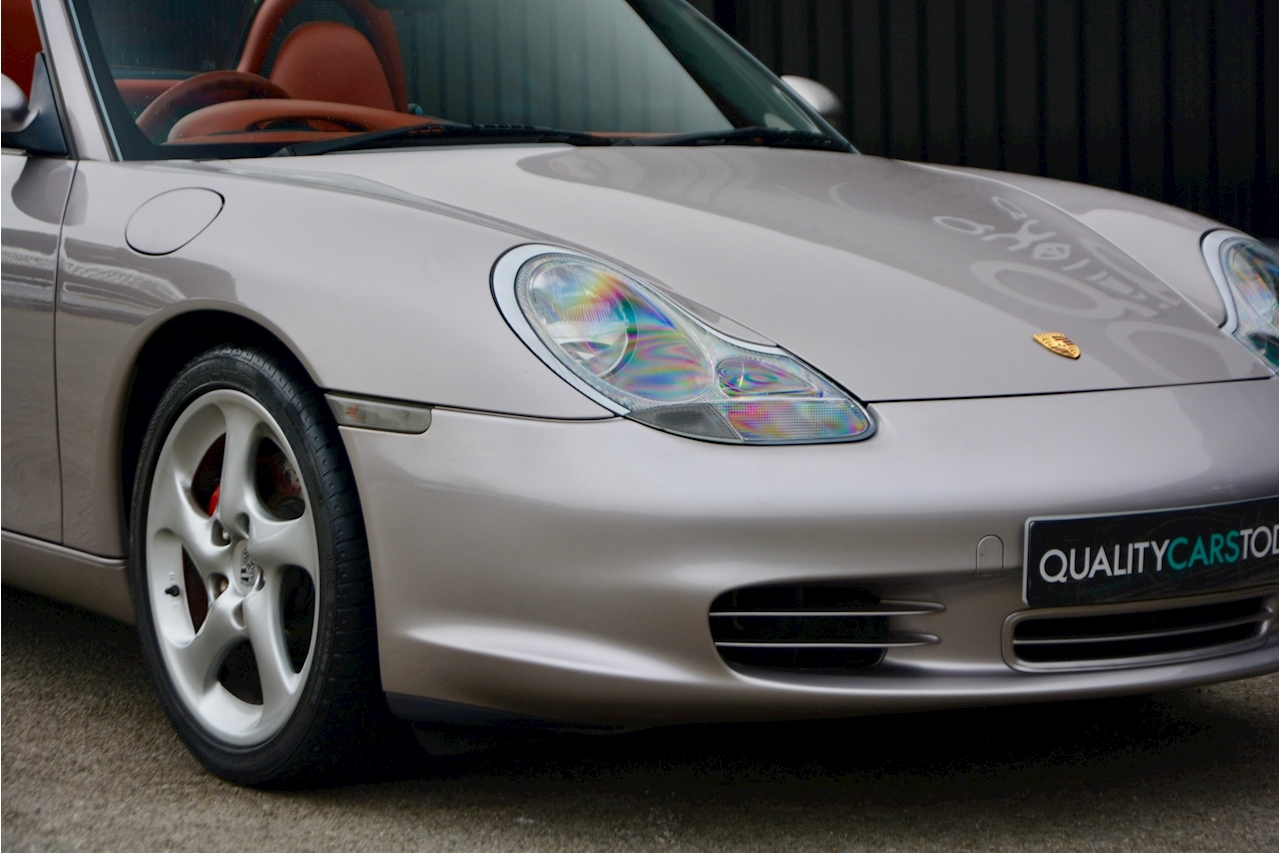Porsche Boxster 3.2 S Manual 14 Porsche Main Dealer Stamps + Ultra Rare - Large 23