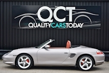 Porsche Boxster 3.2 S Manual 14 Porsche Main Dealer Stamps + Ultra Rare - Thumb 1