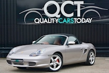 Porsche Boxster 3.2 S Manual 14 Porsche Main Dealer Stamps + Ultra Rare - Thumb 9