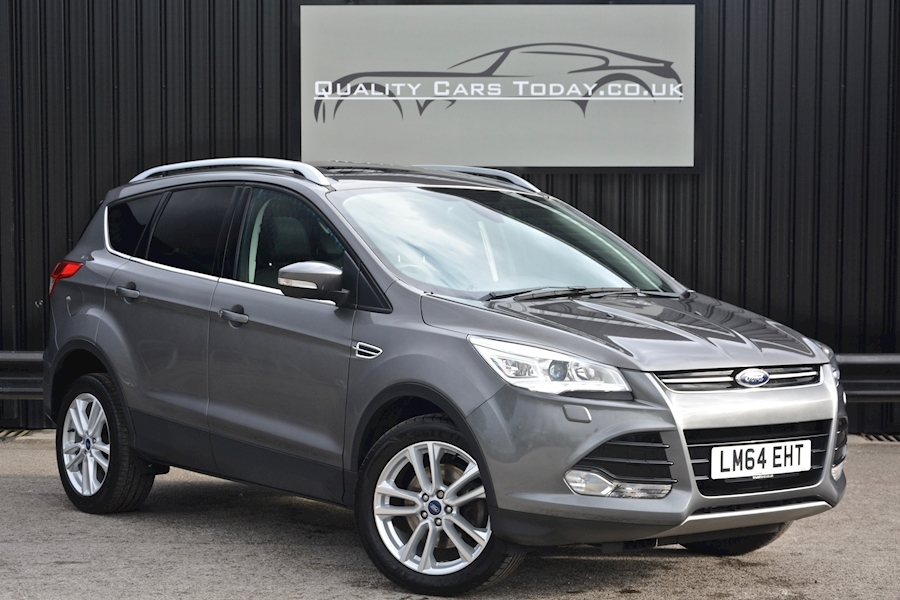 Ford Kuga Titanium X TDCI 1 Owner + Full Ford History + Pan Roof