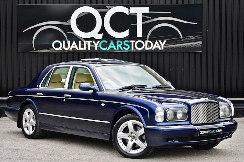 Bentley Arnage 4.4 V8 V8