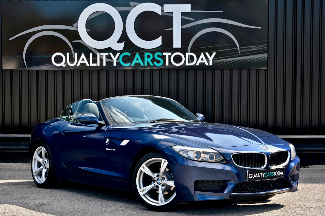 Bmw Z4 SDrive23i M Sport 2 Former Keepers + Full History + Previously Supplied By Us - Large 0