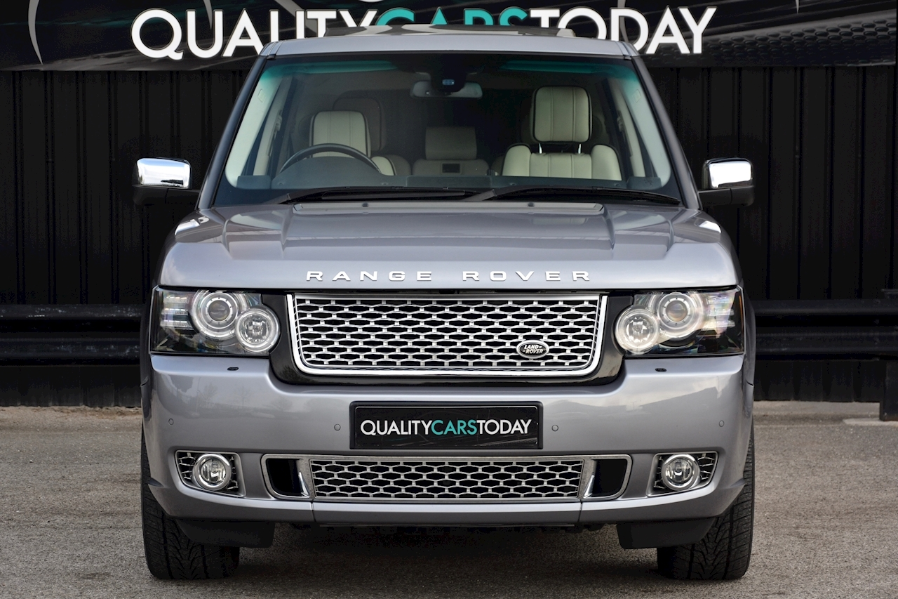 Land Rover Range Rover Range Rover Tdv8 Vogue 4.4 5dr Estate Automatic Diesel - Large 3