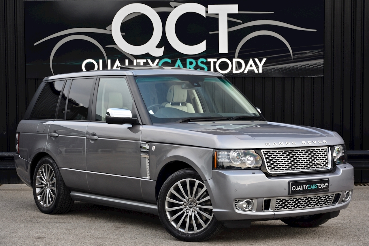 Land Rover Range Rover Range Rover Tdv8 Vogue 4.4 5dr Estate Automatic Diesel - Large 0