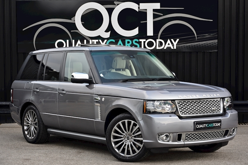 Range Rover Tdv8 Vogue 4.4 5dr Estate Automatic Diesel