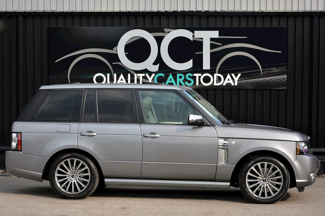 Land Rover Range Rover Range Rover Tdv8 Vogue 4.4 5dr Estate Automatic Diesel - Large 5