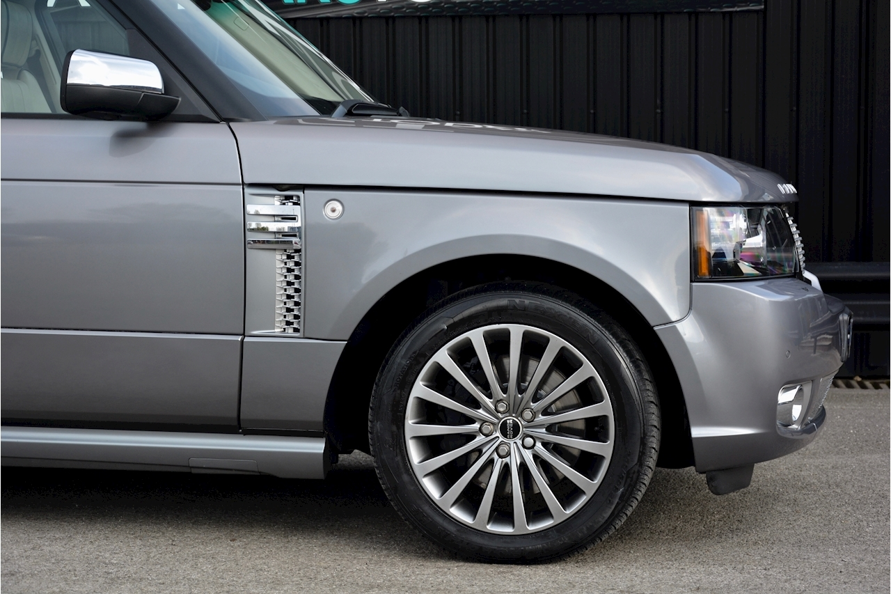Land Rover Range Rover Range Rover Tdv8 Vogue 4.4 5dr Estate Automatic Diesel - Large 14