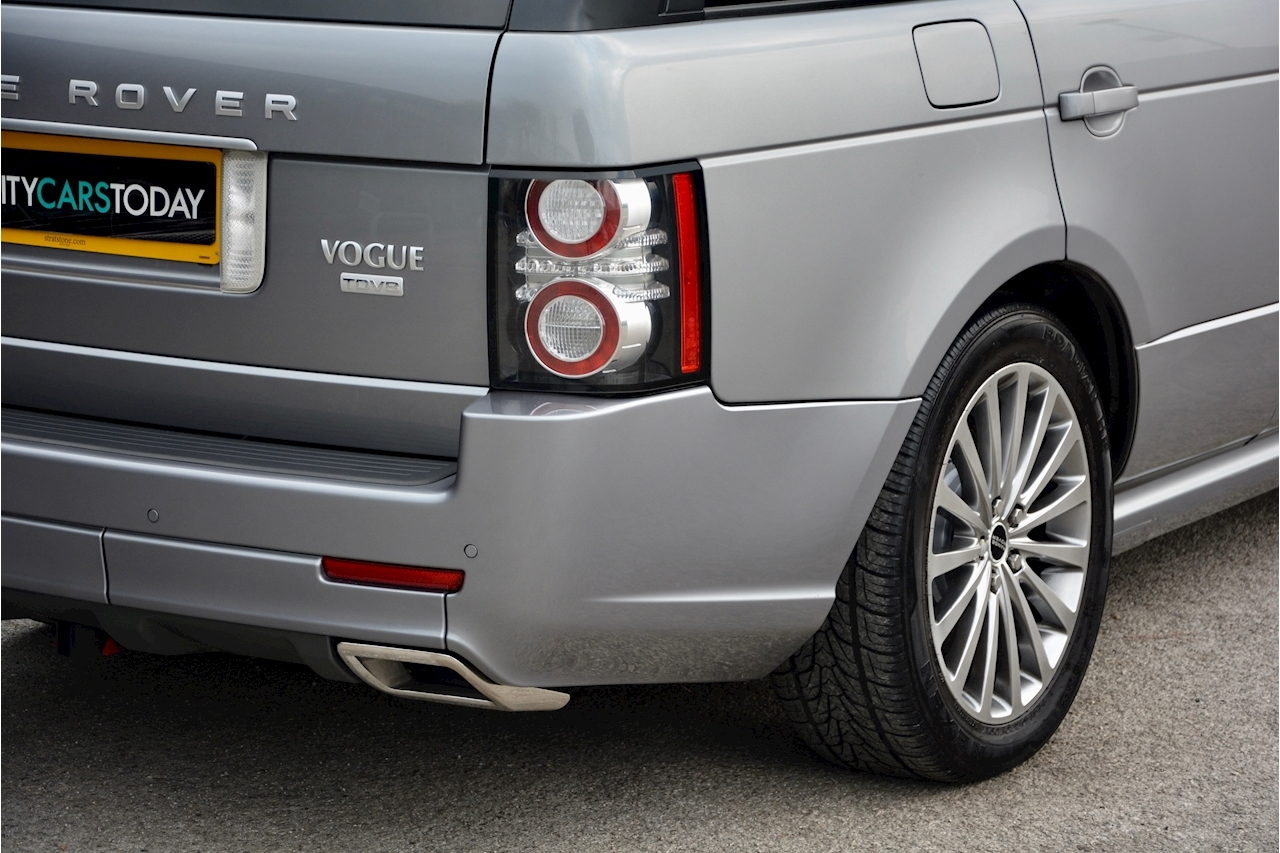 Land Rover Range Rover Range Rover Tdv8 Vogue 4.4 5dr Estate Automatic Diesel - Large 12