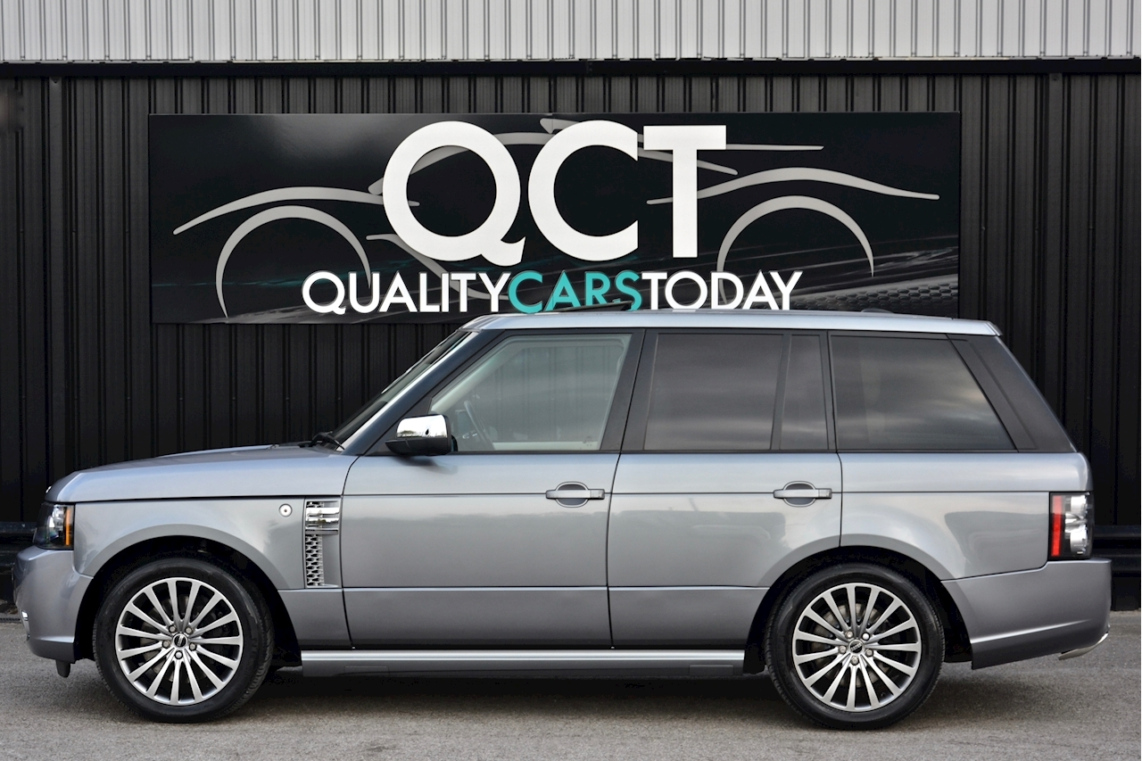 Land Rover Range Rover Range Rover Tdv8 Vogue 4.4 5dr Estate Automatic Diesel - Large 1