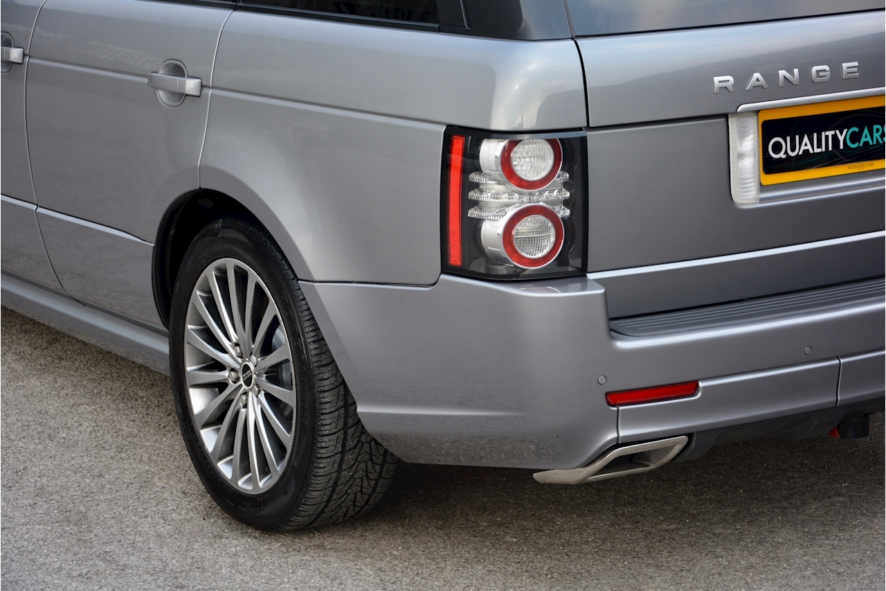 Land Rover Range Rover Range Rover Tdv8 Vogue 4.4 5dr Estate Automatic Diesel - Large 31
