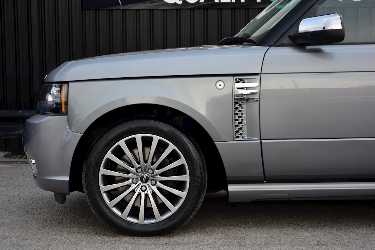 Land Rover Range Rover Range Rover Tdv8 Vogue 4.4 5dr Estate Automatic Diesel - Large 29