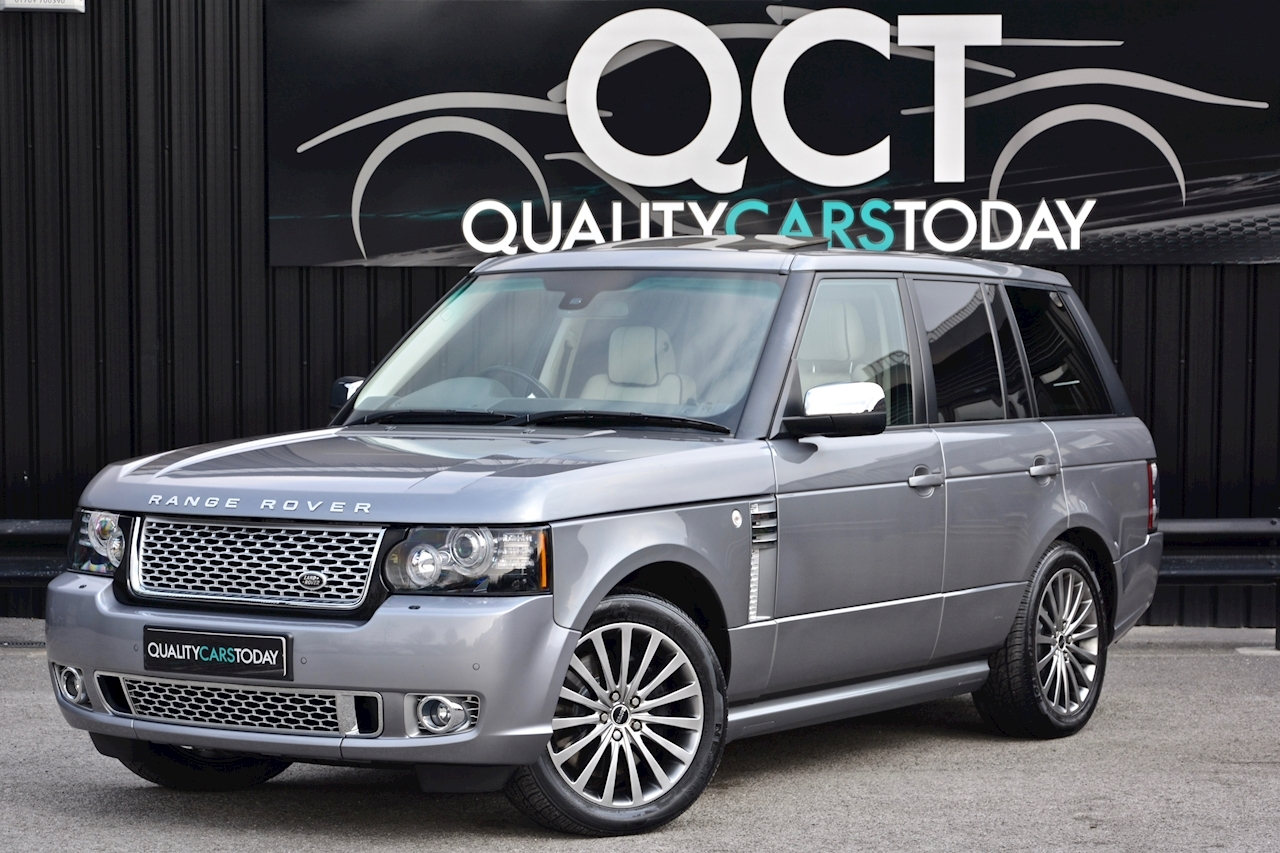 Land Rover Range Rover Range Rover Tdv8 Vogue 4.4 5dr Estate Automatic Diesel - Large 9