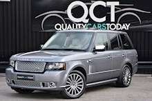 Land Rover Range Rover Range Rover Tdv8 Vogue 4.4 5dr Estate Automatic Diesel - Thumb 9