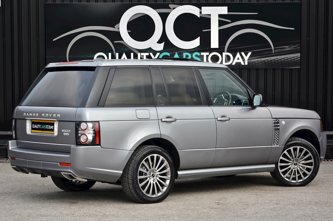 Land Rover Range Rover Range Rover Tdv8 Vogue 4.4 5dr Estate Automatic Diesel - Large 11