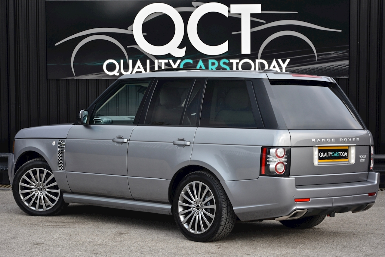 Land Rover Range Rover Range Rover Tdv8 Vogue 4.4 5dr Estate Automatic Diesel - Large 10