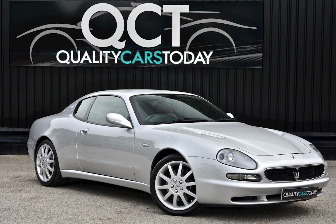 Maserati For Sale >> Used Maserati 3200 Gt Outstanding History File Exceptional Condition Quality Cars Today Ltd