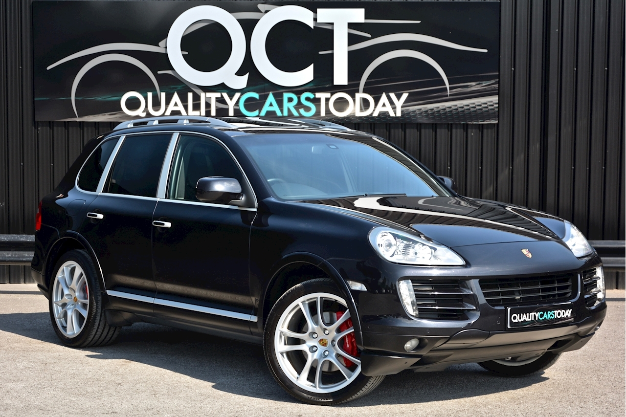Used Porsche Cayenne 4 8 S £15K Cost Options + Air
