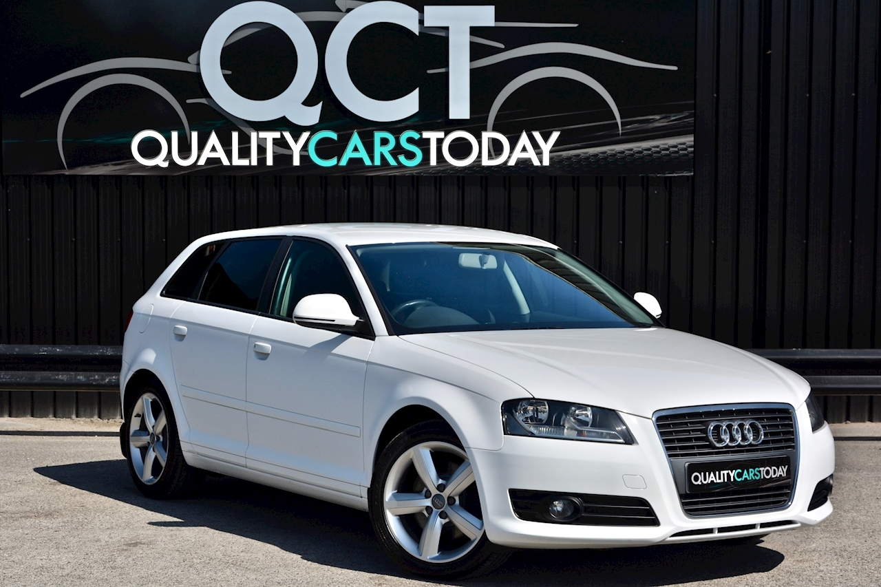 Audi A3 2.0 TDI Sport 170bhp S Tronic Full Service History inc.Cambelt + Exceptional - Large 0
