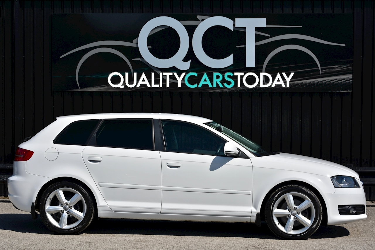 Audi A3 2.0 TDI Sport 170bhp S Tronic Full Service History inc.Cambelt + Exceptional - Large 6