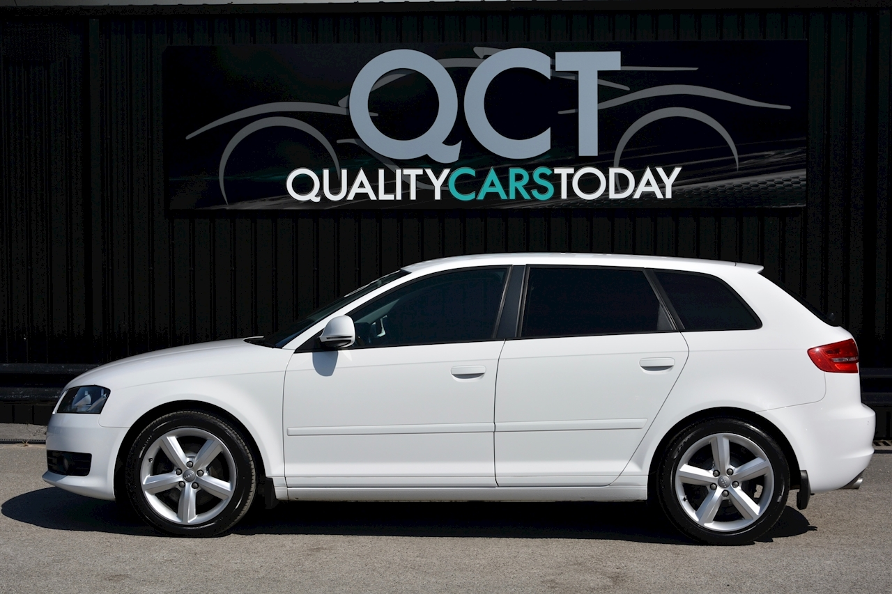 Audi A3 2.0 TDI Sport 170bhp S Tronic Full Service History inc.Cambelt + Exceptional - Large 1