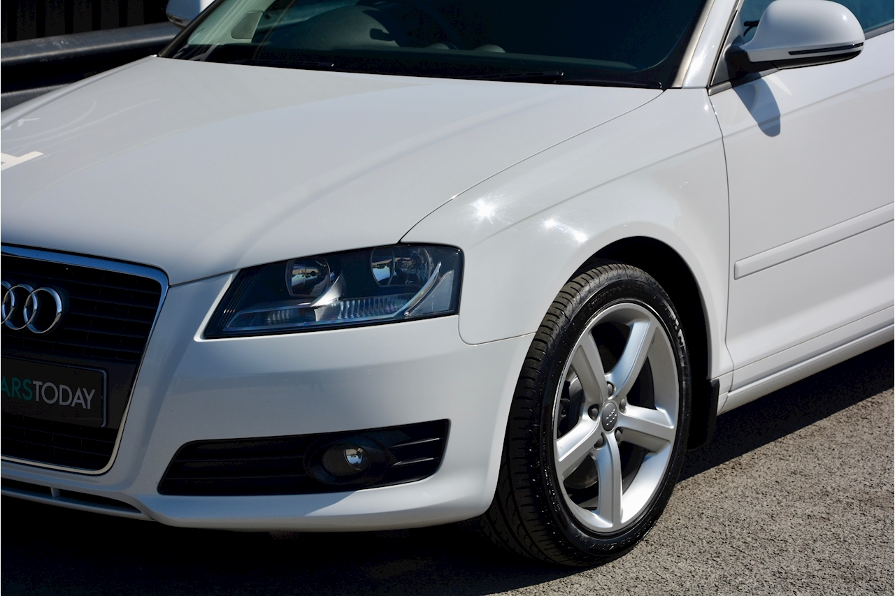 Audi A3 2.0 TDI Sport 170bhp S Tronic Full Service History inc.Cambelt + Exceptional - Large 15