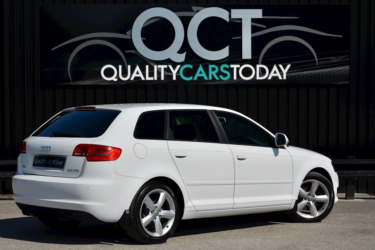 Audi A3 2.0 TDI Sport 170bhp S Tronic Full Service History inc.Cambelt + Exceptional - Large 8