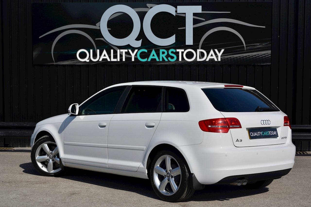 Audi A3 2.0 TDI Sport 170bhp S Tronic Full Service History inc.Cambelt + Exceptional - Large 7