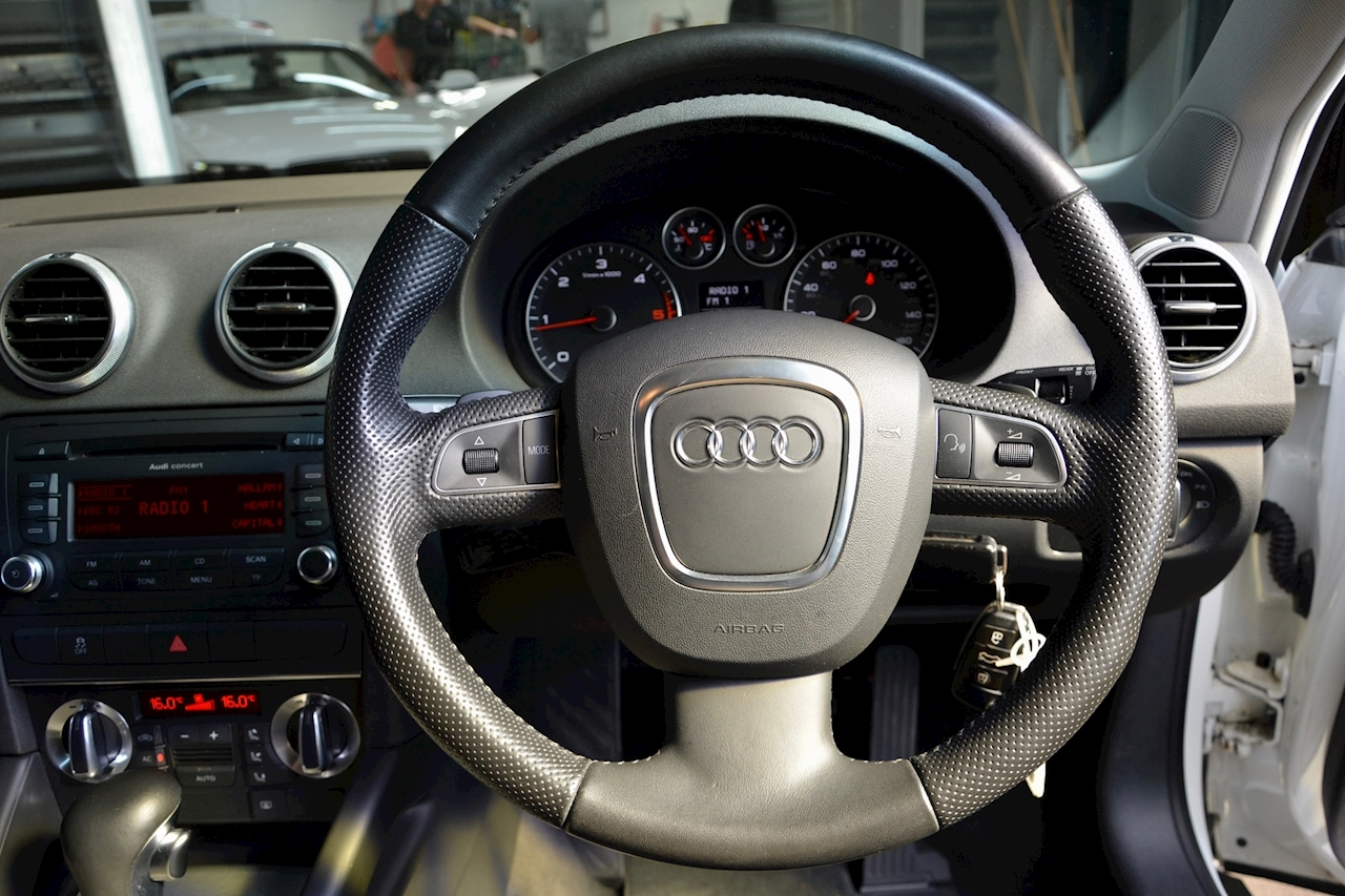 Audi A3 2.0 TDI Sport 170bhp S Tronic Full Service History inc.Cambelt + Exceptional - Large 28